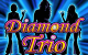 Diamond Trio в казино Вулкан 24